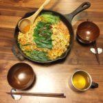 【レシピ】麻婆豆腐鍋