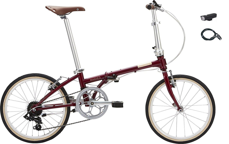 なでしこの自転車のモデルと言われているミニベロDAHOND7
