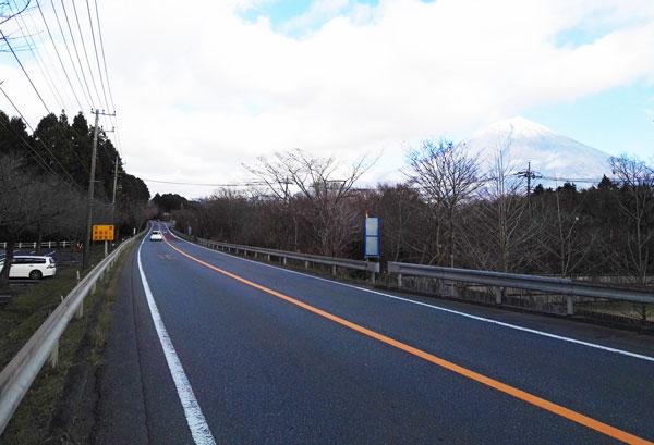 まかいの牧場から富士山ymcaまでの道のり
