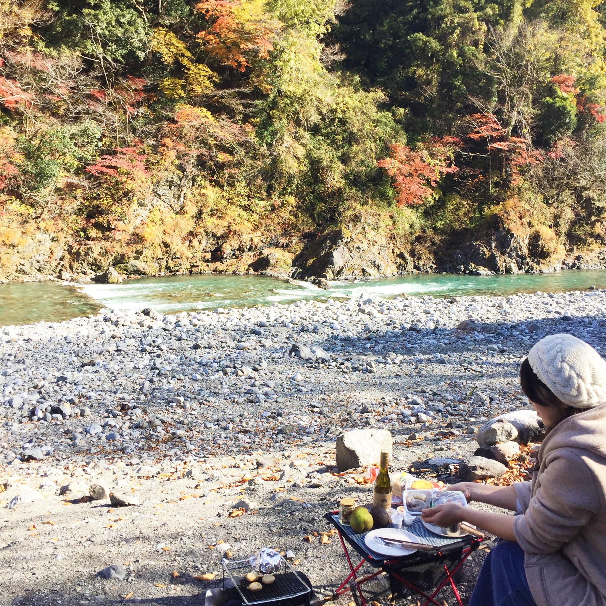 hikawa-campsite