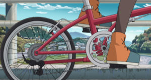 なでしこの自転車のモデル。ミニベロDAHON Boardwalk D7
