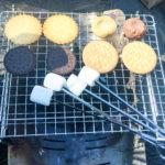 【キャンプで便利な100均グッズ】バーベキューに使える焼き串