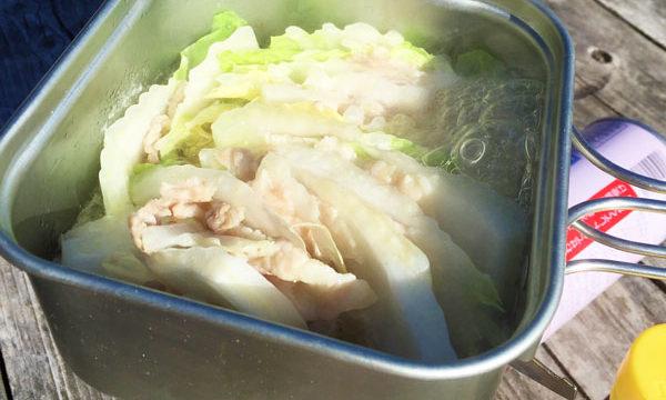 豚バラミルフィーユ鍋