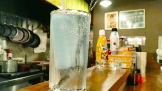 西八王子缶缶酒場のガリガリ君サワー