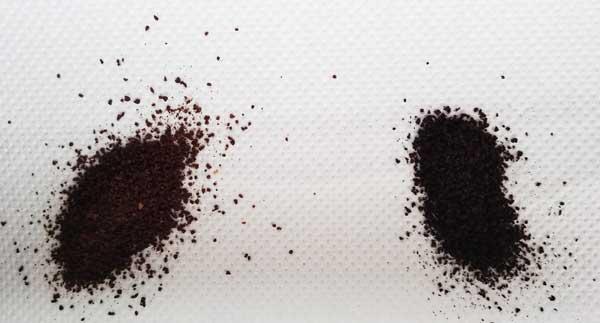 ラテに適したコーヒー豆