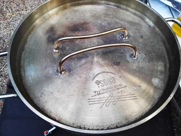 TSBBQダッチオーブン