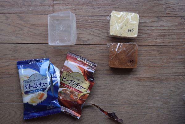 食材をパッキングするポイント