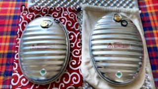 マルカ湯たんぽA2.5Lと3.5L