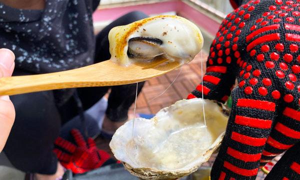 バーベキューで牡蠣を焼く注意点。おいしい食べ方・レシピも紹介。
